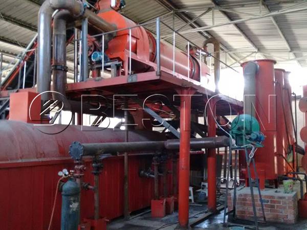 biomass carbonizer