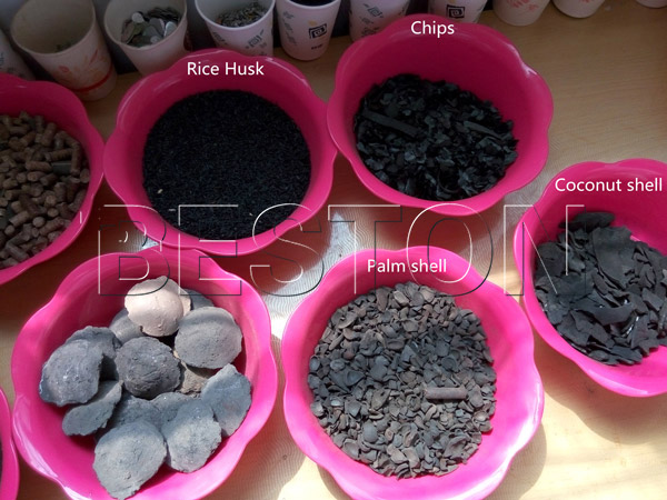 biomass charcoal from Beston-biomass carbonization plant
