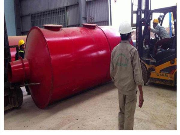 beston carbonization plant to Vietnam
