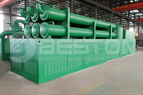 Continuous Pyrolysis Plant to Philippines